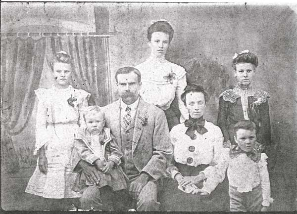 "Lovell, Katherine Jeanette ""Katy"" (1892-1961), & Cecil William Lovell (1902-1984), & William E. Lovell (1868-1949)  &  Mabel M. Lovell (1888-1985), & Elizabeth Ann ""Anna"" Cockerill Lovell (1867-1925), & Carl Edward Lovell (1899-1976), & Ethel Geraldine Lovell (1891-1965) **SOME INDIVIDUALS APPEAR MORE THAN ONCE IN OUR TREE AND HAVE BEEN LINKED ACCORDINGLY."